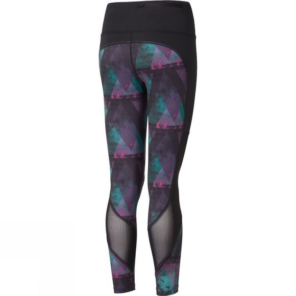 Ronhill Women's Momentum Sculpt Tight Multi Pyramid