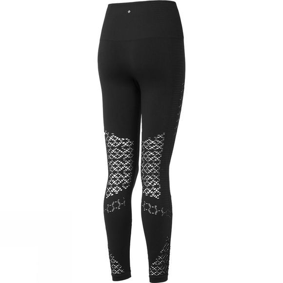 Ronhill Womens Momentum Seamless Tight All Black