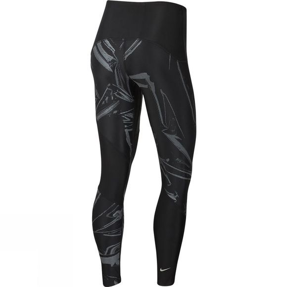 Nike Women's Speed Tight 7/8 Black/Silver