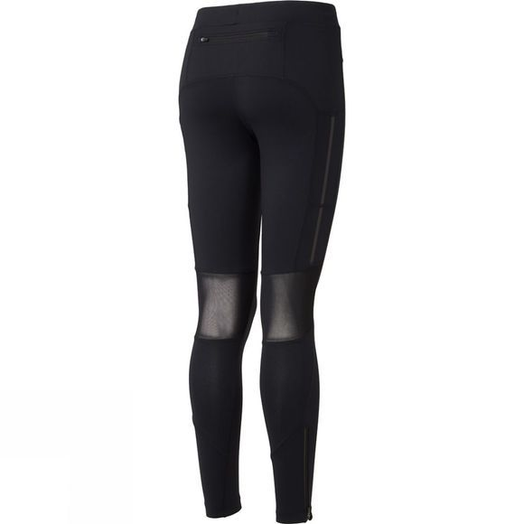Ronhill Women's Stride Stretch Tights Black/Grape Juice