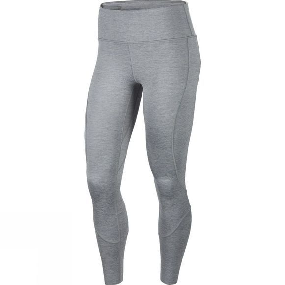 Nike Womens Epic Lux Runway Tight Particle Grey