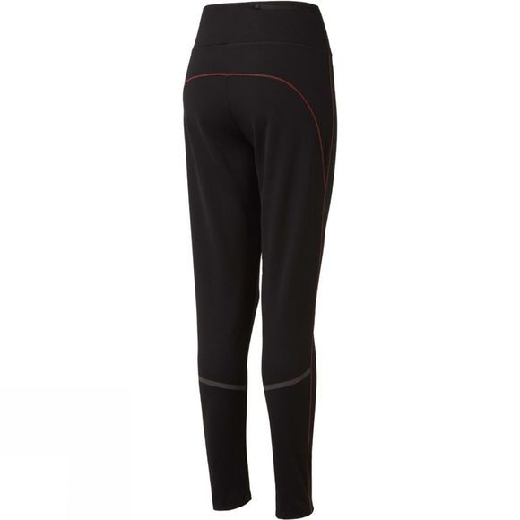 Ronhill Womens Core Slim Pant All Black
