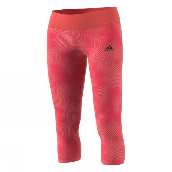 Adidas Women's 3/4 Tight Q2 AOP PRINT
