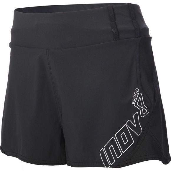Inov-8 Womens 2.5in Racer Short BLACK