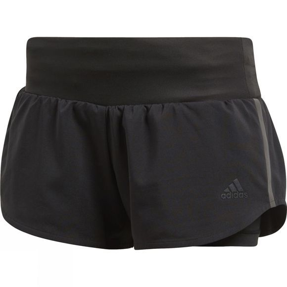 "Adidas Womens Ultra Shorts 3"" Black"