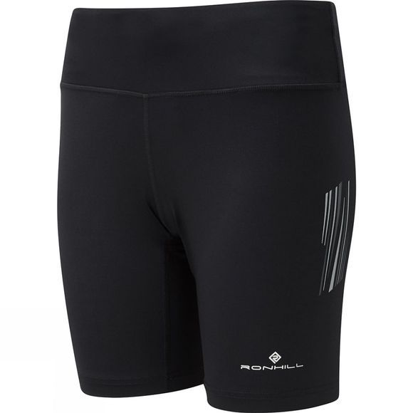 Ronhill Women's Stride Stretch Short All Black