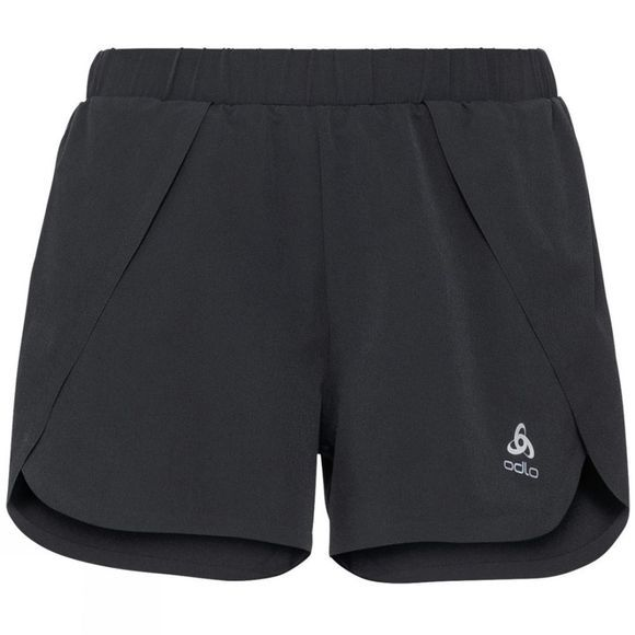 Odlo Womens Maha Woven X Shorts Black
