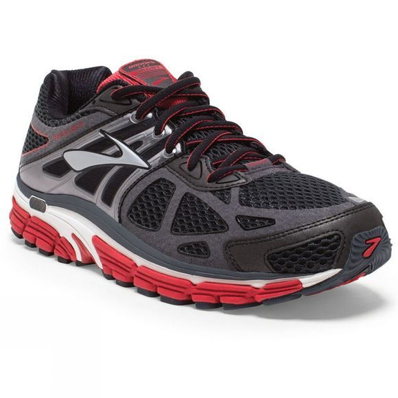 Brooks Men's Beast 14 Mars / Anthracite / Silver