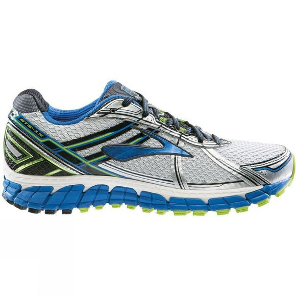 Brooks Men's Adrenaline GTS 15 White          /Dk Blue