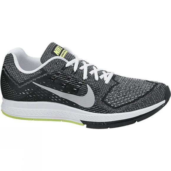 Nike Men's Zoom Structure 18 (Wide) White          /Black
