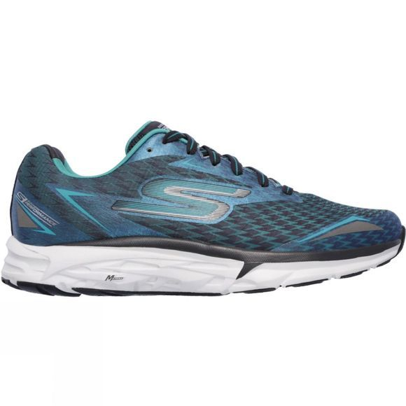 Skechers Men's GOrun Forza 2 Charcoal / Teal