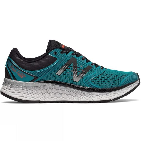 New Balance Mens Fresh Foam 1080 Teal/Black