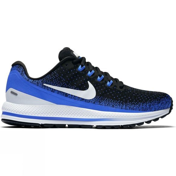 Nike Mens Air Zoom Vomero 13 Black/Blue Tint-Racer Blue
