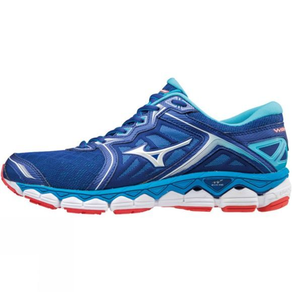 Mizuno Mens Wave Sky Surf Web/White/Aquarius