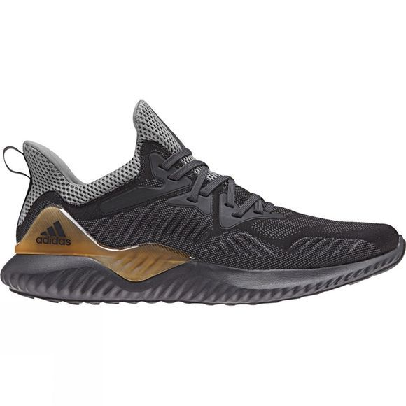 Adidas Mens Alphabounce Beyond Grey Four F17/Carbon S18/Dgh Solid Grey