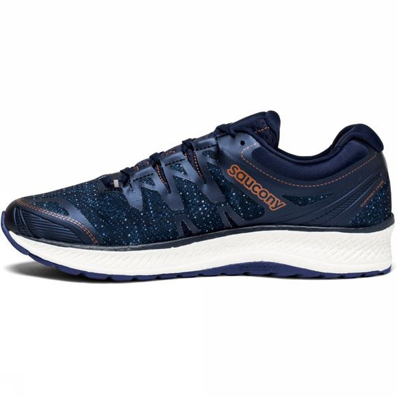 Saucony Mens Triumph IS0 4 Navy/Denim/Copper