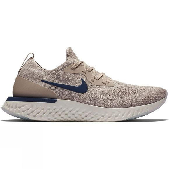 Nike Mens Epic React Diffused Taupe/Blue Void-Phantom
