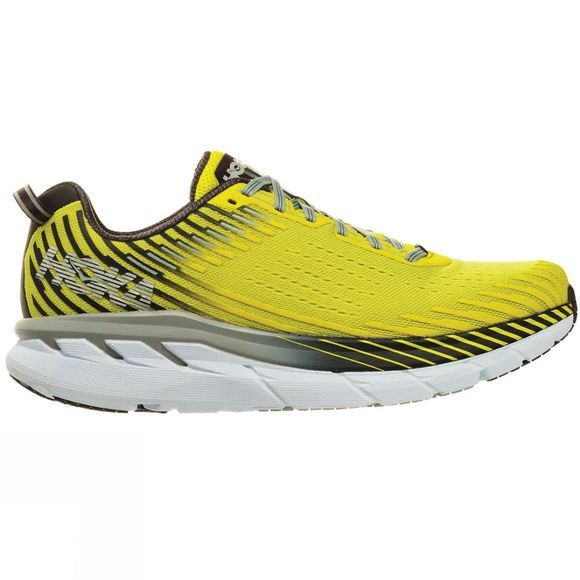 Hoka One One Mens Clifton 5 Evening Primrose / Nine Iron