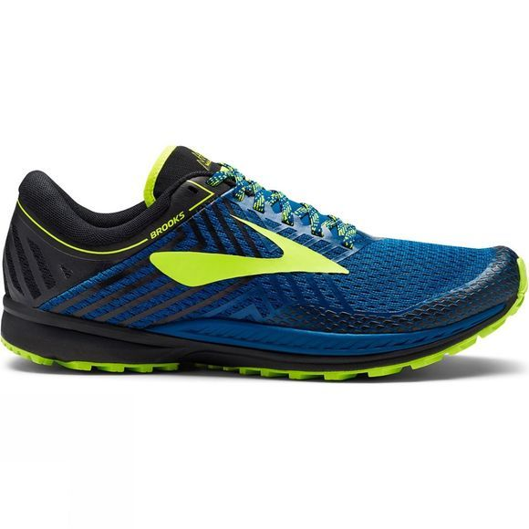 Brooks Mens Mazama 2 Blue/Black/Nightlife