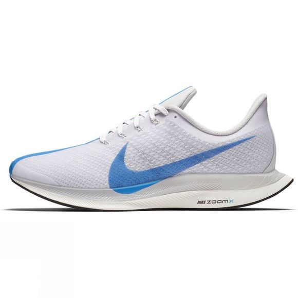 Nike Mens Zoom Pegasus 35 Turbo White/Blue Hero-Vast Grey-Blue Void