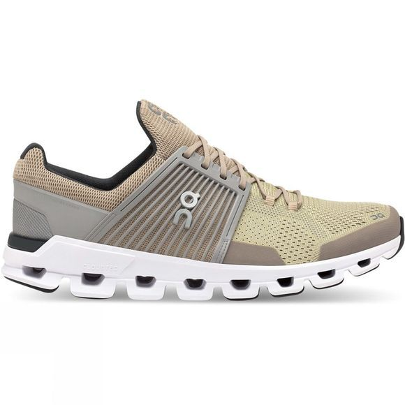 On Men's Cloudswift Sand  /Grey