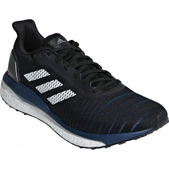 Adidas Mens Solar Drive  core black/ftwr white/legend marine