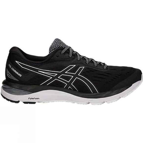 Asics Mens Gel-Cumulus 20 Black/Dark Grey