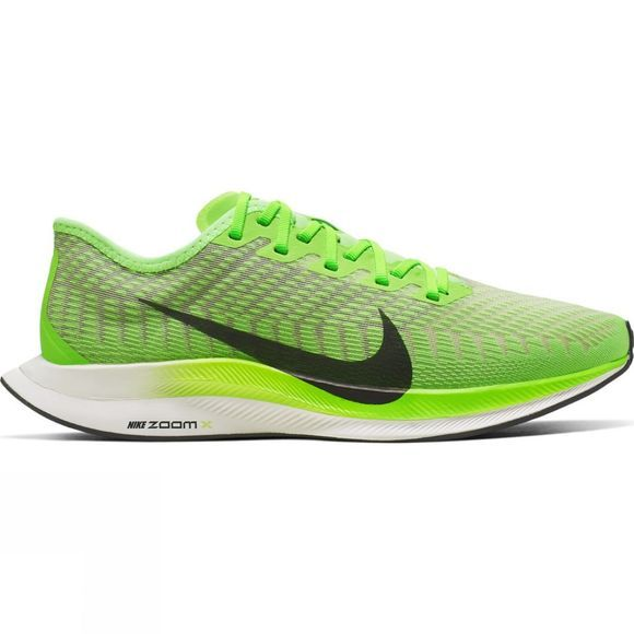 Nike Mens Zoom Pegasus Turbo 2 Electric Green/Black-Bio Beige-Phantom