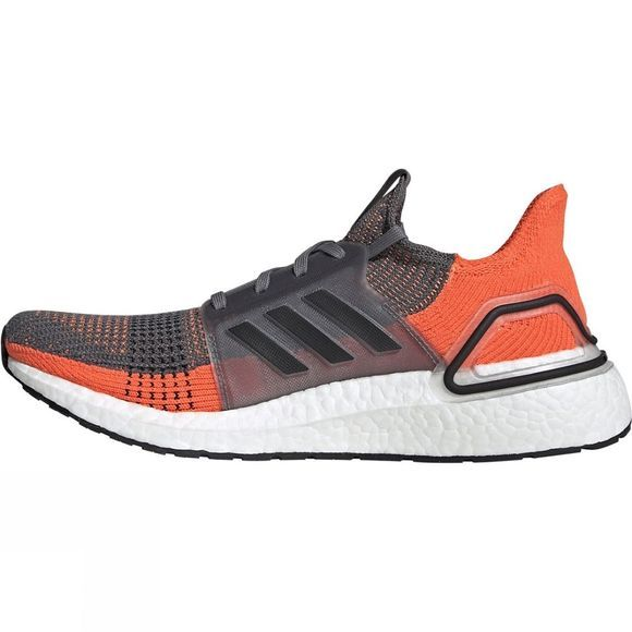 Adidas Men's Ultraboost 19 Grey Four F17/core black/hi-re