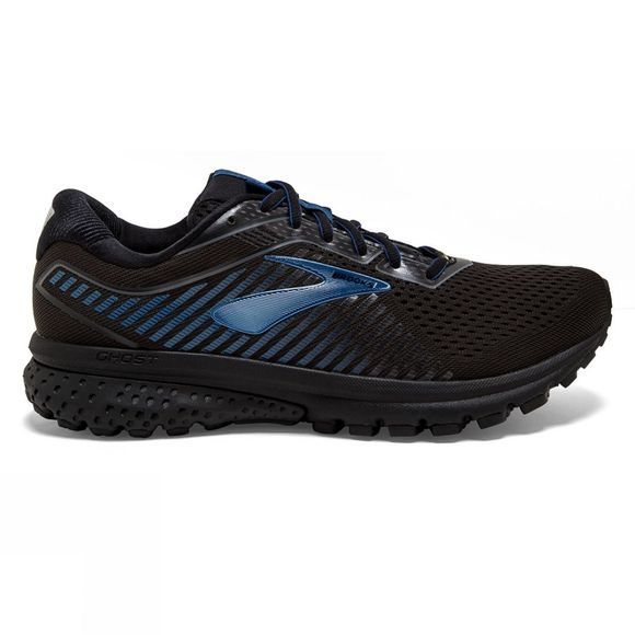 Brooks Men's Ghost 12 Gore-Tex Black/Ebony/Blue
