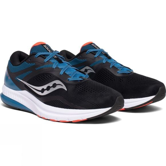 Saucony Mens Jazz 22 Shoe Blue/Black