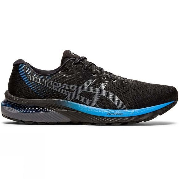 Asics Men's Gel-Cumulus 22 BLACK/DIRECTOIRE BLUE