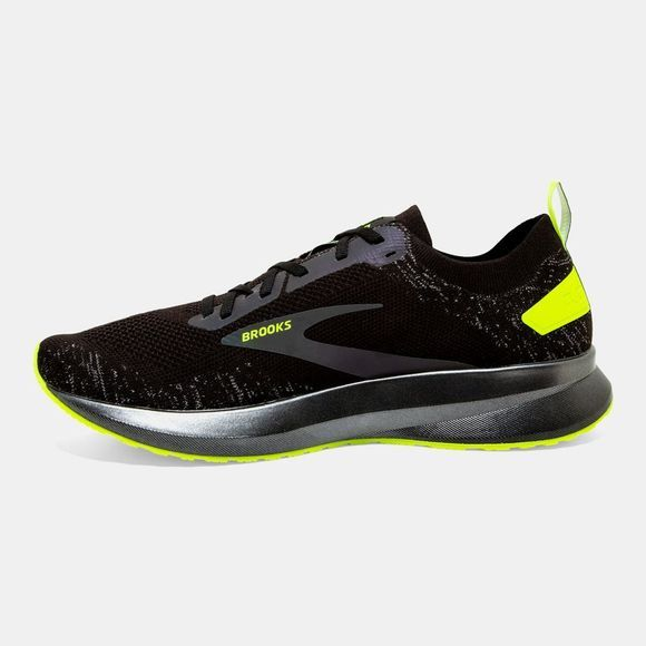Brooks Men's Levitate 4 Black/Nightlife