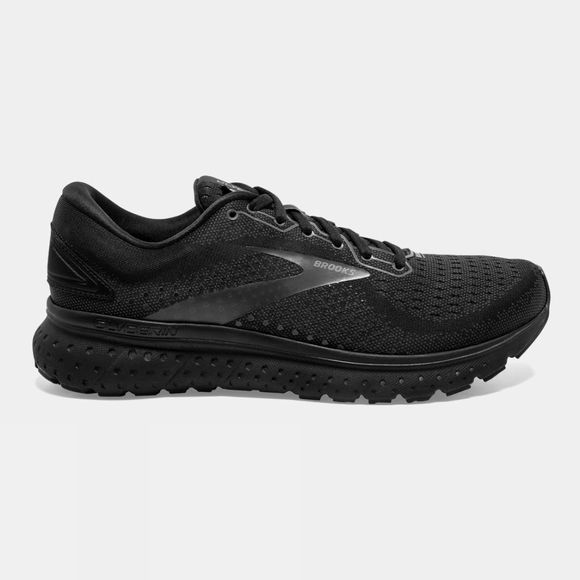 Brooks Mens Glycerin 18 Black/Ebony
