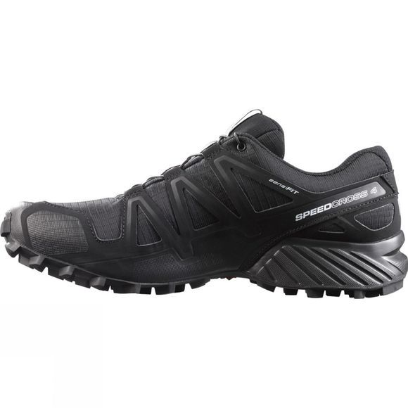 Salomon Men's Speedcross 4 Black/Black/Black Metallic