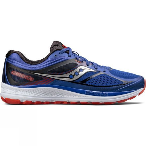 Saucony Mens Guide 10 Blue/Orange