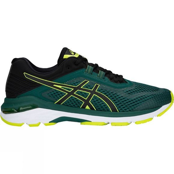 Asics Mens GT-2000 6 Everglade/Black