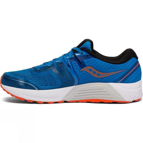 Saucony Mens Guide ISO 2 Blue / Orange