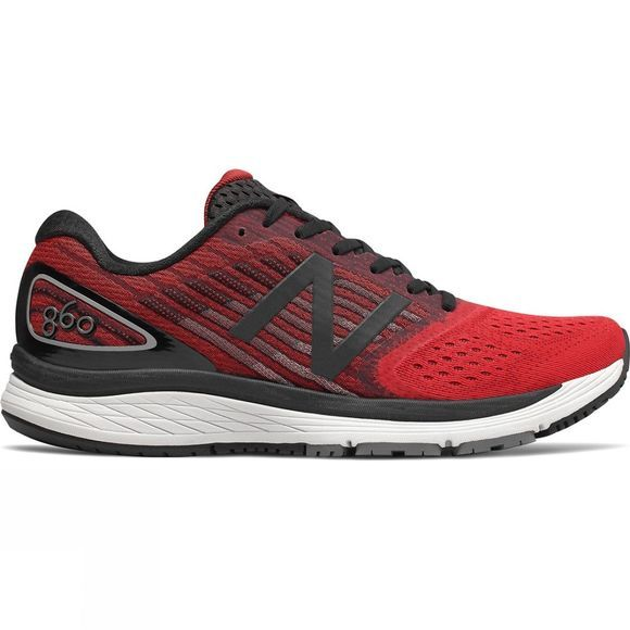 New Balance Men's 860v9 Team Red