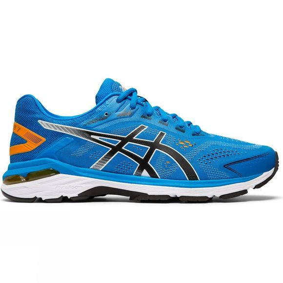 Asics Men's GT-2000 V7 DIRECTOIRE BLUE/BLACK