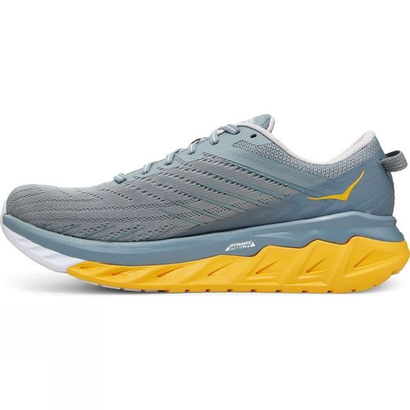 Hoka One One Men's Arahi 4 Lead/Lunar Rock
