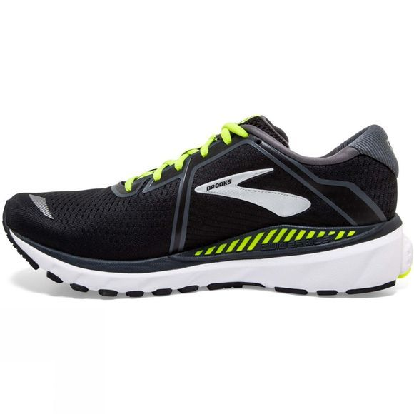 Brooks Men's Adrenaline GTS 20 Black/Nightlife/White