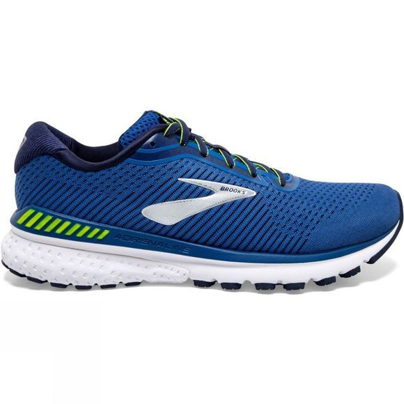 Brooks Men's Adrenaline GTS 20 Blue/Nightlife/White