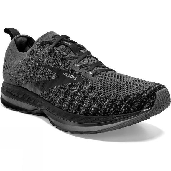 Brooks Mens Bedlam 2 Ebony/Black/Grey
