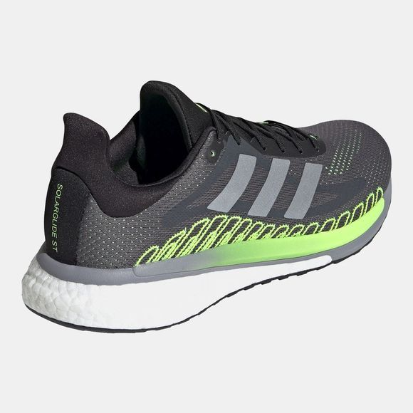 Adidas Mens Solar Glide St 3 Grey Five