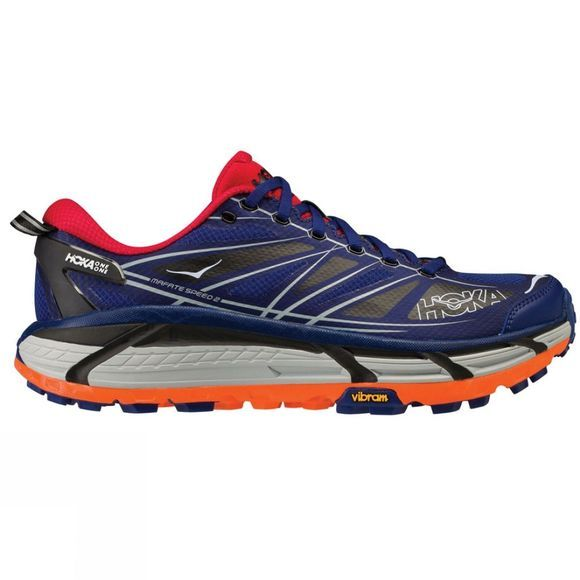 Hoka One One Men's Mafate Speed 2 Blueprint/Black