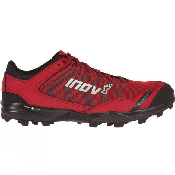 Inov-8 Mens X-Claw 275 Shoe Red/Black