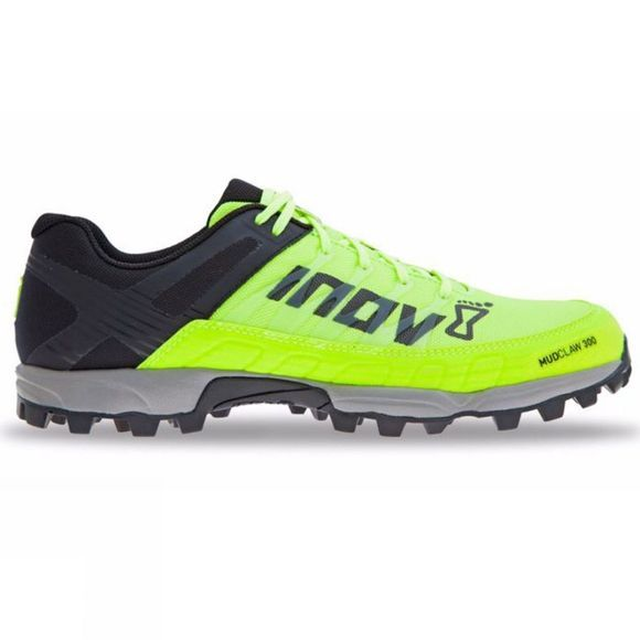 Inov-8 Men's Mudclaw 300 Neon Yellow/Black/Grey