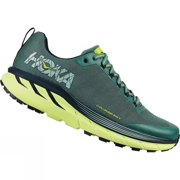 Hoka One One Men's Challenger ATR 4 Silver Pine / Chinos Green