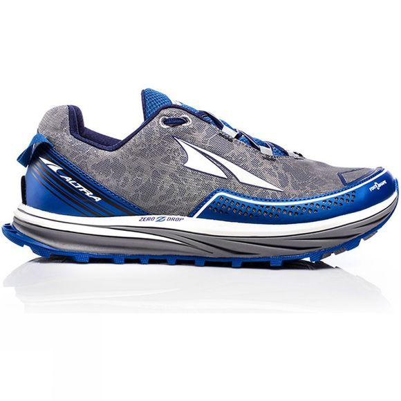 Altra Men's Trail Timp Shoe Blue